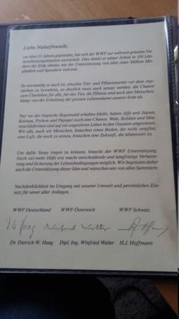 Sammlung WWF - bitte um Rat 20170316
