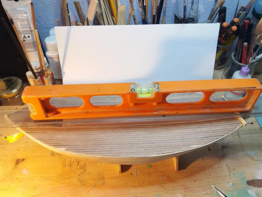 Collin Archer de Billing Boats 00110