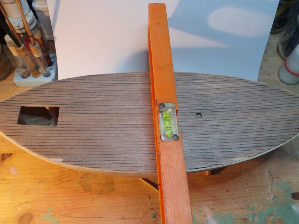Collin Archer de Billing Boats 00210