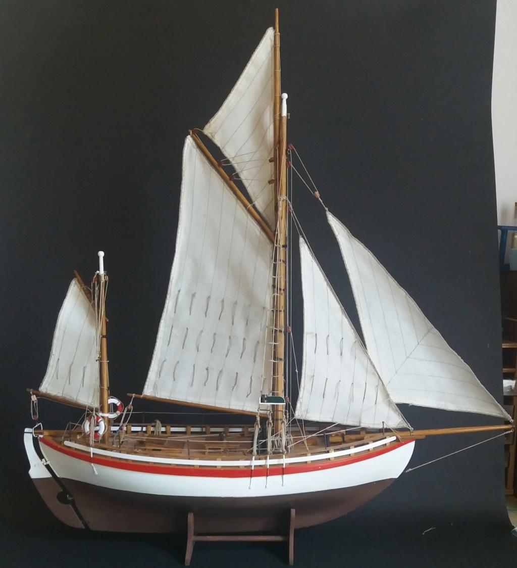 Collin Archer de Billing Boats - Page 2 0a10