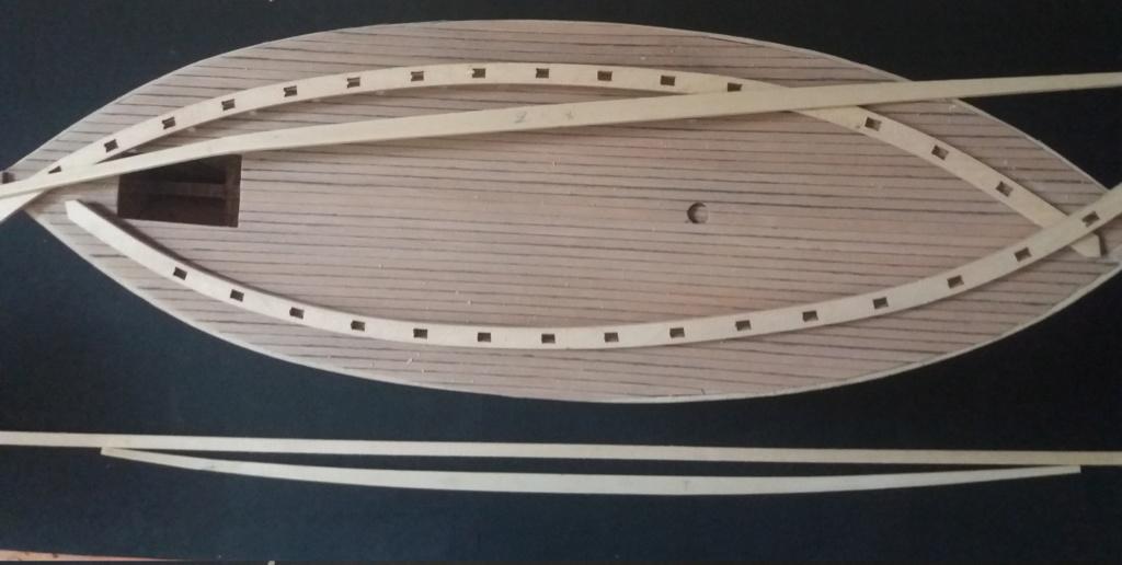 Collin Archer de Billing Boats 20200611