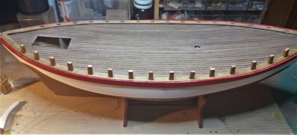 Collin Archer de Billing Boats 20200910