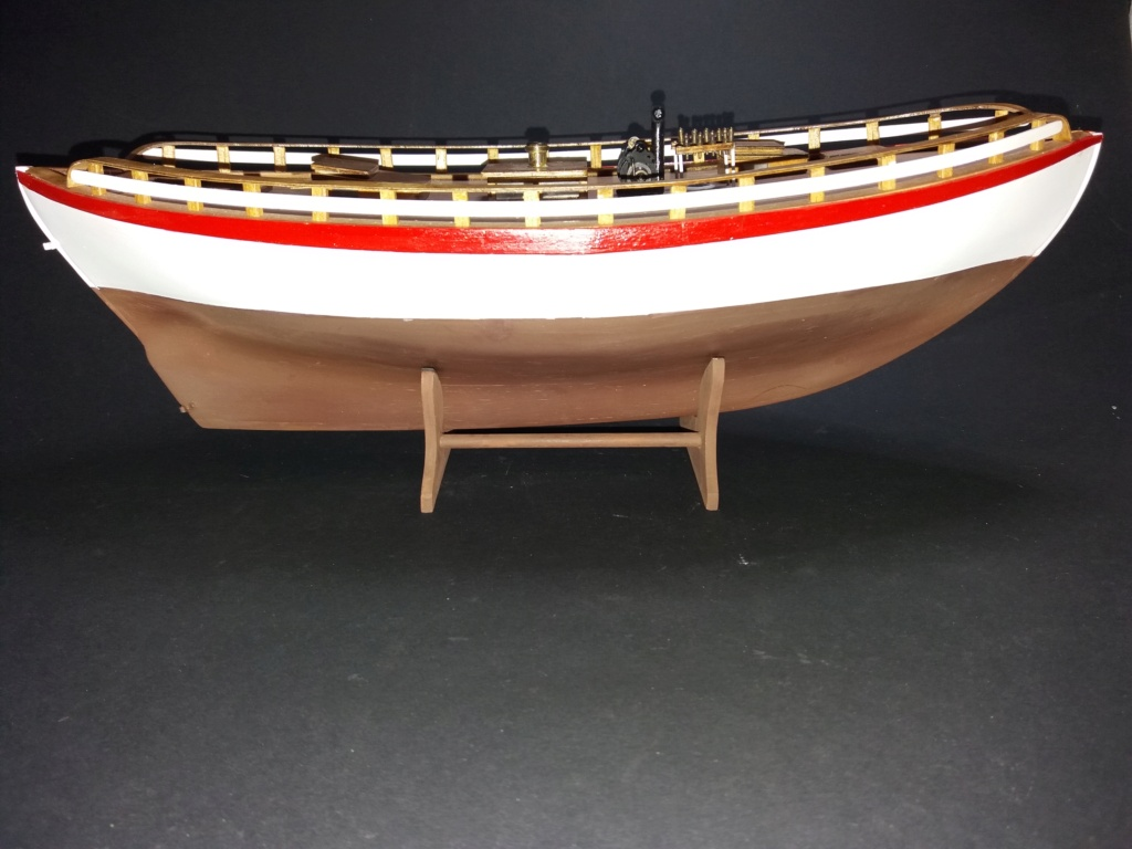 Collin Archer de Billing Boats 20201010