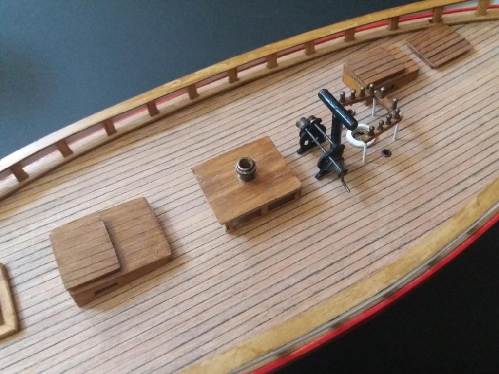 Collin Archer de Billing Boats 20201014