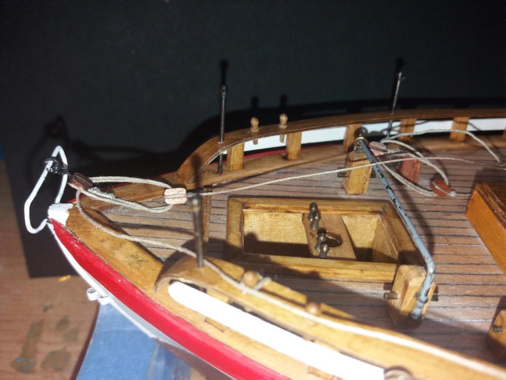 Collin Archer de Billing Boats 20201025