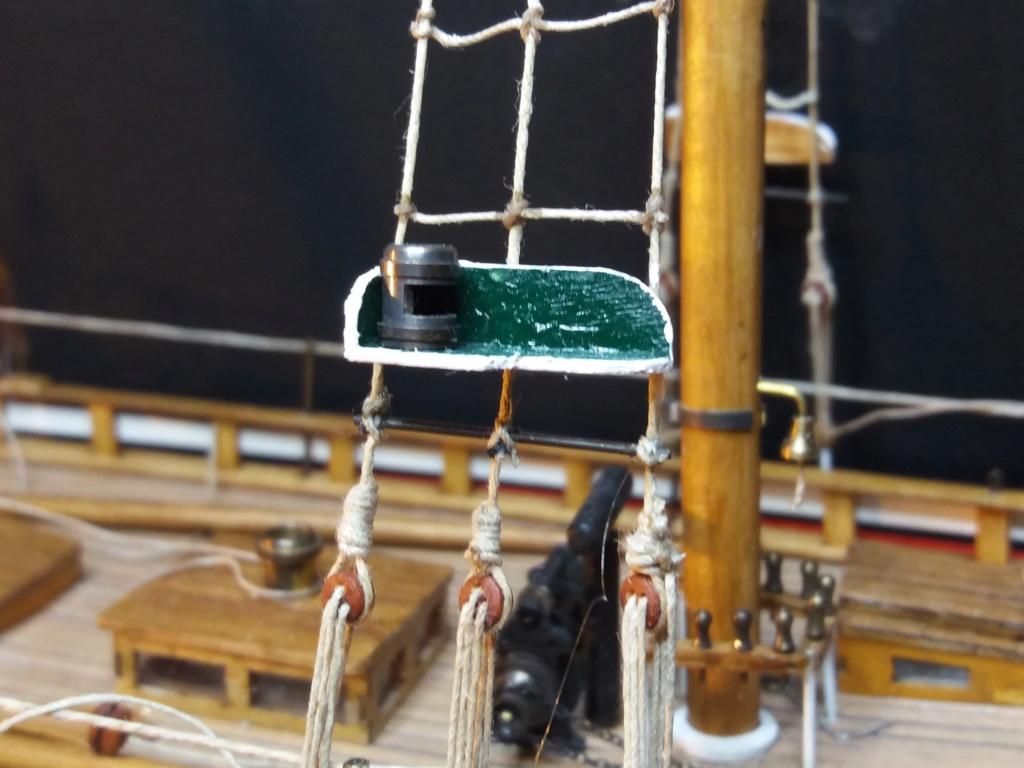 Collin Archer de Billing Boats 20201214