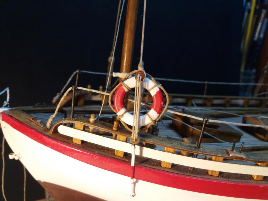 Collin Archer de Billing Boats 20201215