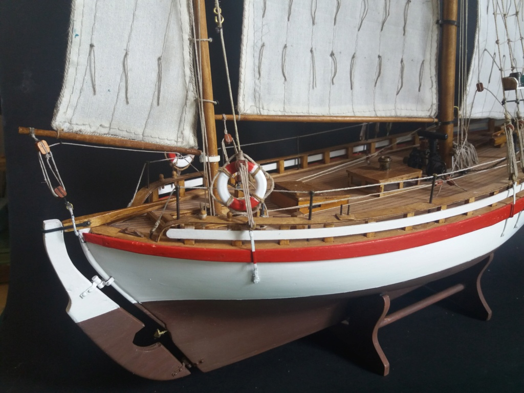 Collin Archer de Billing Boats - Page 2 510