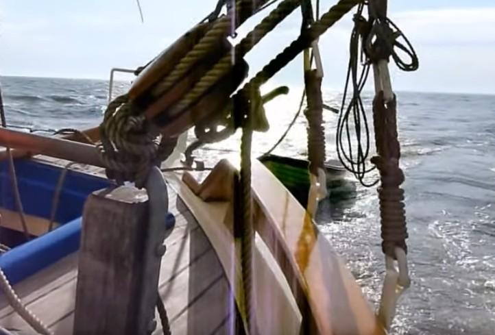 Collin Archer de Billing Boats Barre_10