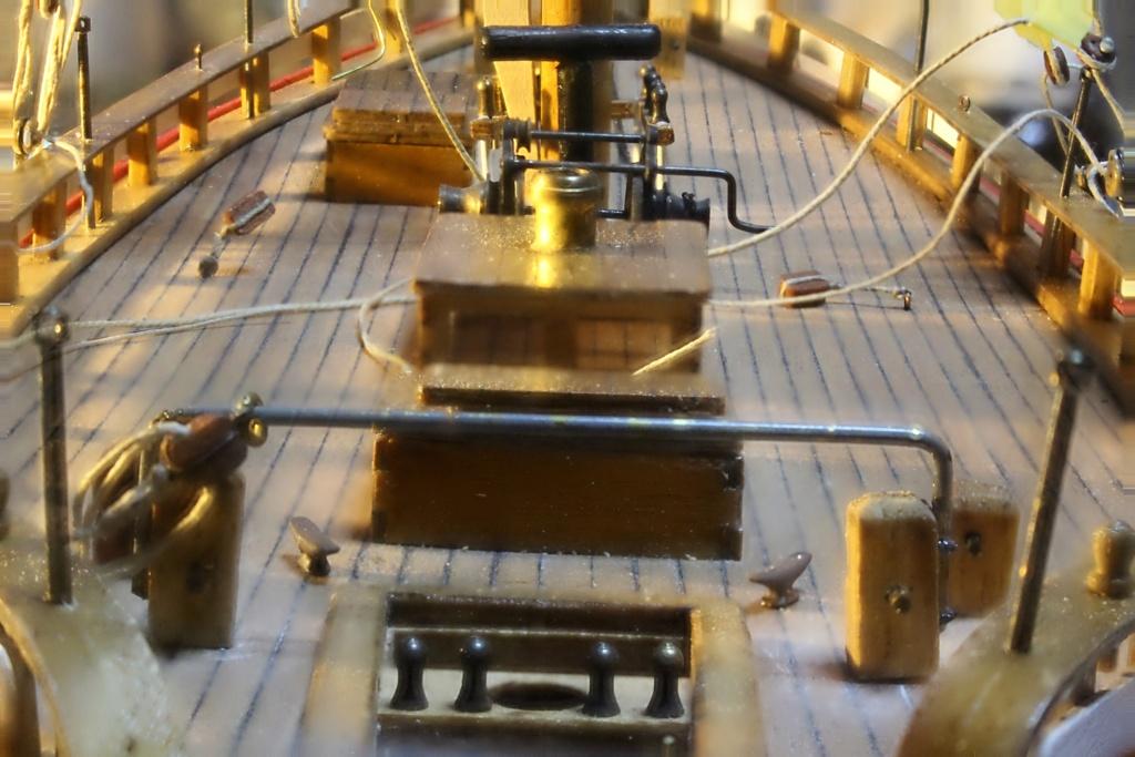 Collin Archer de Billing Boats Fs410