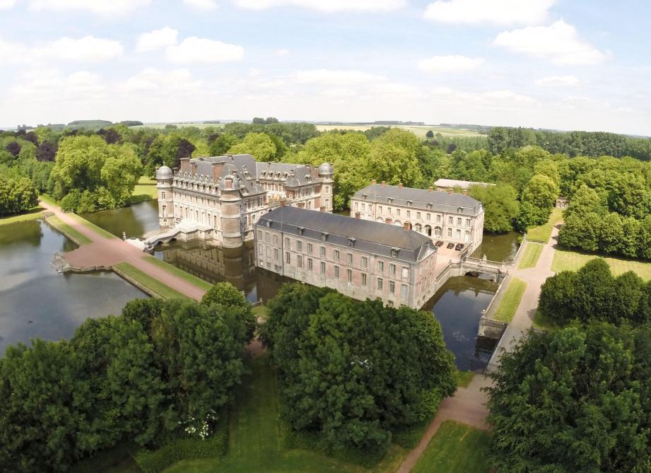 Le château de Beloeil, demeure du prince de Ligne B9721310