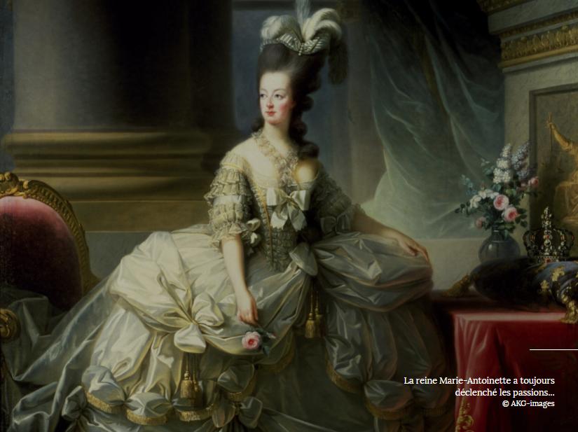 Charmer, s'égarer et mourir, roman sur Marie-Antoinette de Christine Orban Zzzz21