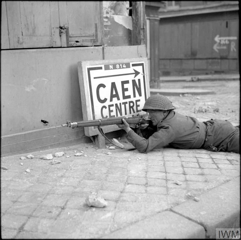 Je n'ai pas résisté. Caen-110