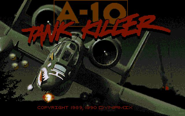 A-10 Tank Killer A-10_t10