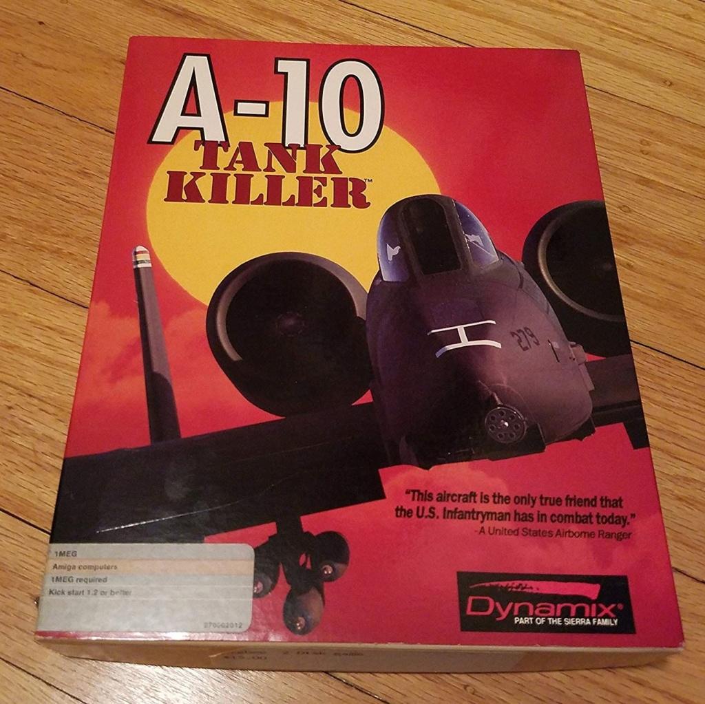 A-10 Tank Killer A1cae810