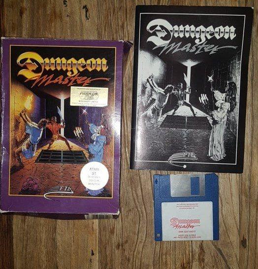 Dungeon Master  (en cours de réalisation) Dungeo10