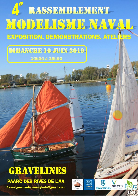 Rassemeblement de modélisme naval à Gravelines dans le Nord 2019_g10