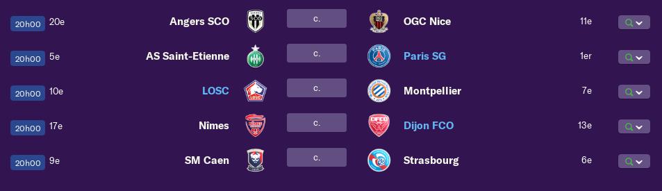 Calendrier Ligue 1 saison 01 0295