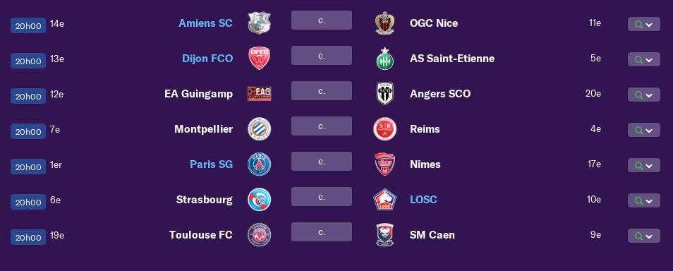 Calendrier Ligue 1 saison 01 0296