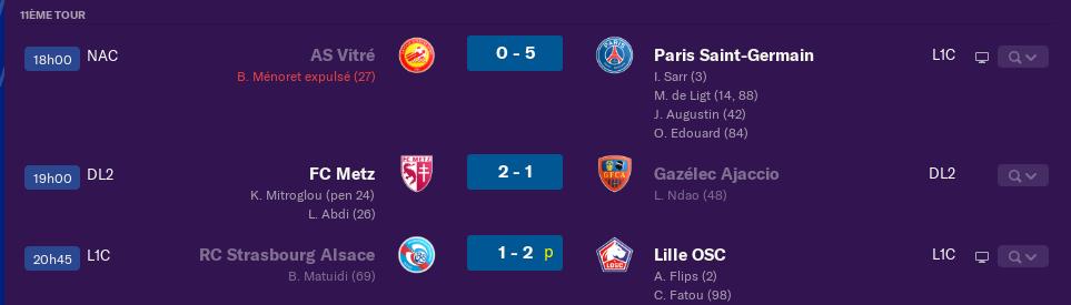 11ème tour Coupe de France 0425