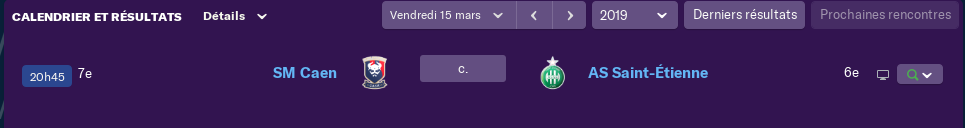 Compositions 29 Journée de Ligue 1 avant Jeudi 12H 0439