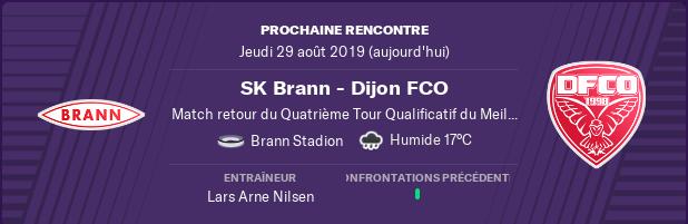 Match 4 ème tour europa (A/R) 0573