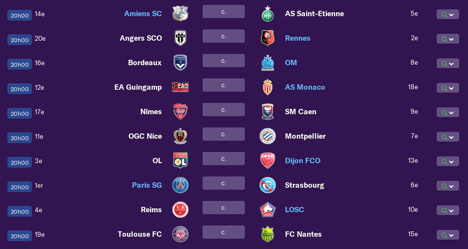 Calendrier Ligue 1 saison 01 1176