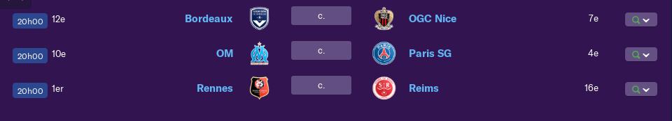 Calendrier Ligue 1 saison 01 187