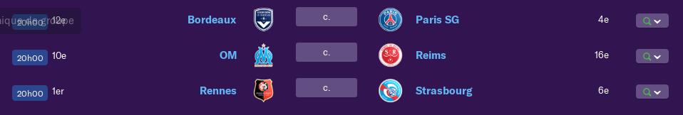 Calendrier Ligue 1 saison 01 189