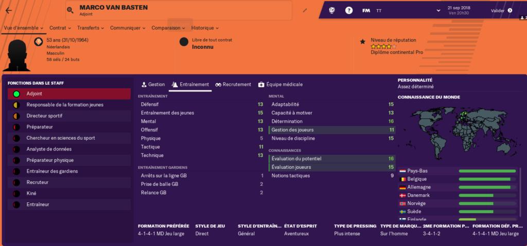 Nantes adjoint et entraineur equipe reserve 2143
