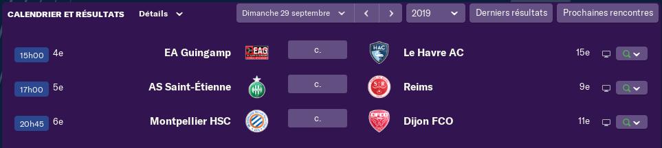 8ème journée de L1 avant Diamnche 12H sauf Rennes - AJA Samedi 12h 2334