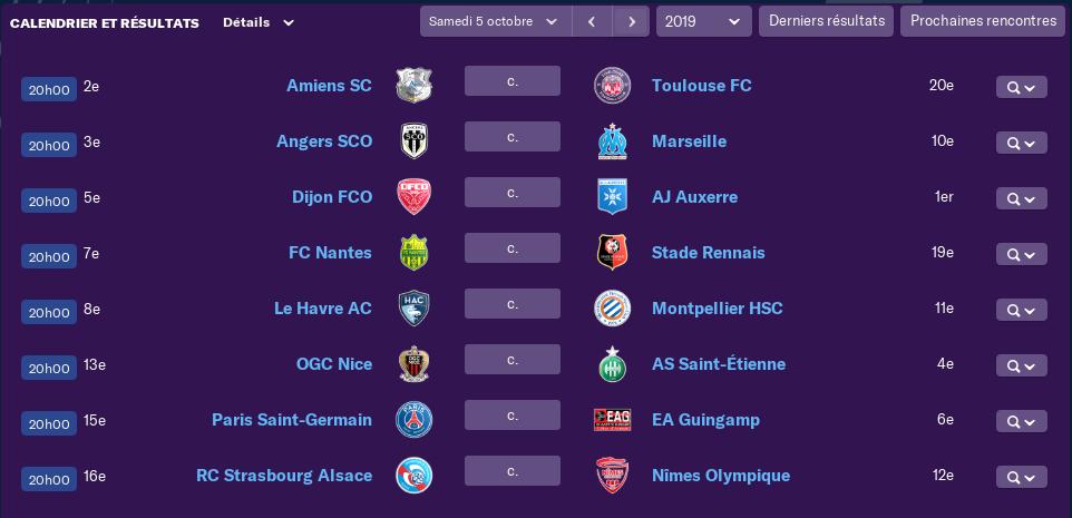Calendrier Ligue 1 saison 02 912