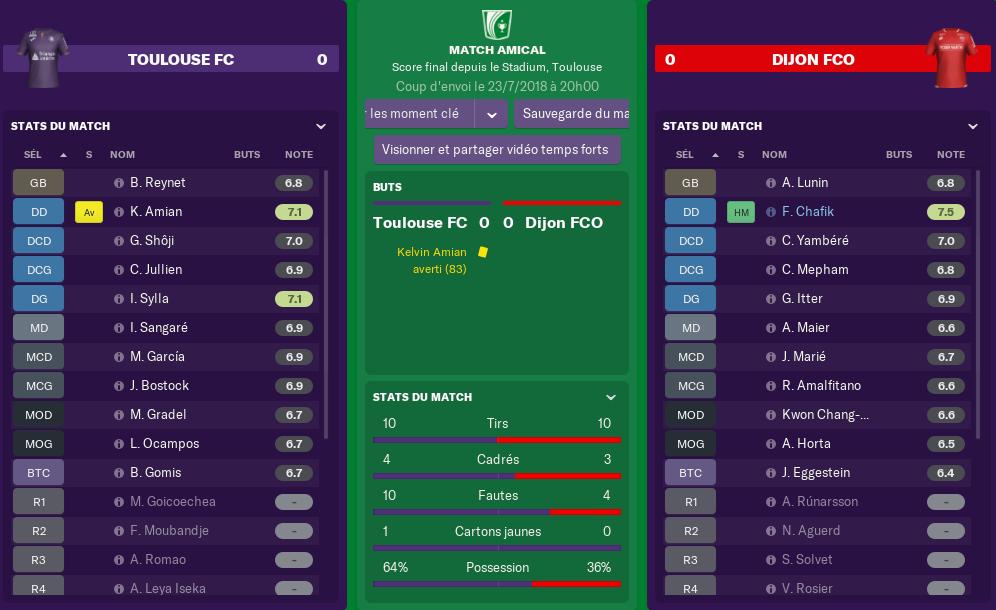 Matchs amicaux 3 Toulou10
