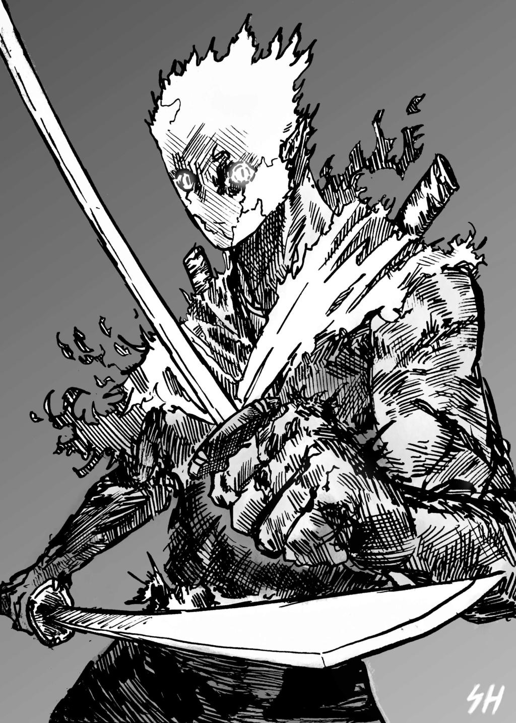 Lider Ninja - One Punch Man 26410