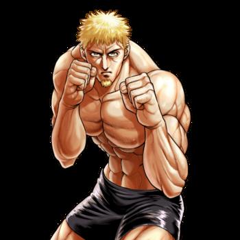 Kengan Ashura - Top mais fortes do  torneio de Aniquilação Kengan 2dd3df10