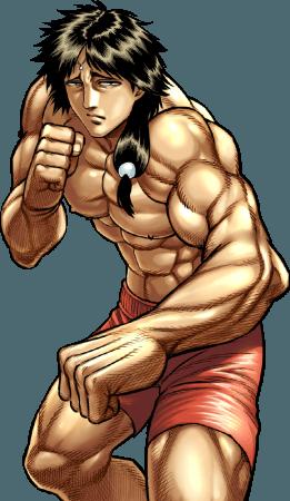 Kengan Ashura - Top mais fortes do  torneio de Aniquilação Kengan 32e54c10