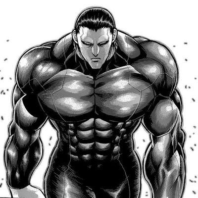 Kengan Ashura - Top mais fortes do  torneio de Aniquilação Kengan Agito10