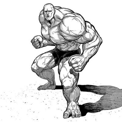 Kengan Ashura - Top mais fortes do  torneio de Aniquilação Kengan Julius10