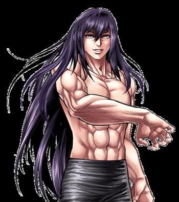 Kengan Ashura - Top mais fortes do  torneio de Aniquilação Kengan Kiriu10