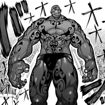 Kengan Ashura - Top mais fortes do  torneio de Aniquilação Kengan Muto10