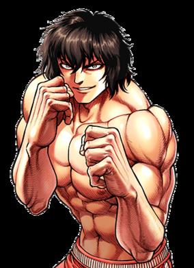 Kengan Ashura - Top mais fortes do  torneio de Aniquilação Kengan Oma10