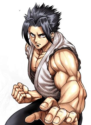 Kengan Ashura - Top mais fortes do  torneio de Aniquilação Kengan Rei10