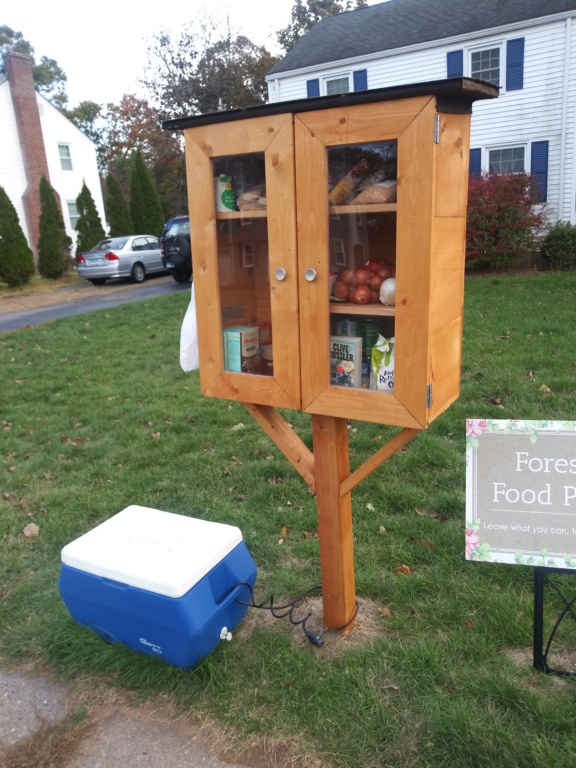 FOREST STREET FOOD PANTRY 20201111