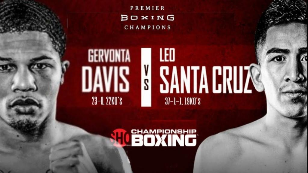 Gervonta Davis vs Leo Santa Cruz Premie10