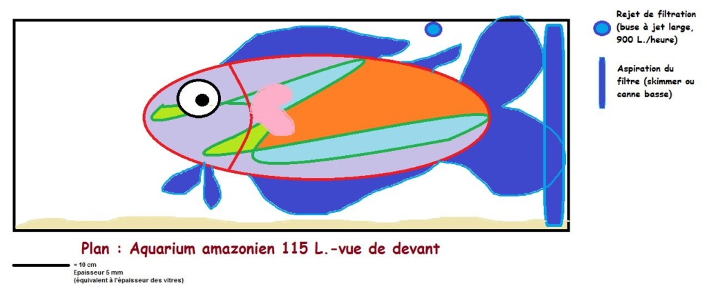Aquarium amazonien 115 L. - Page 5 Blague10