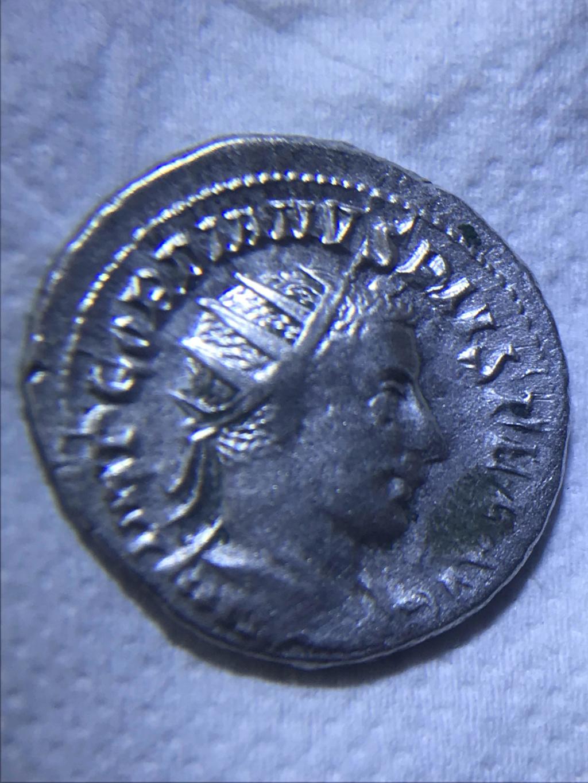 Antoniniano con sulfatos Gordia11