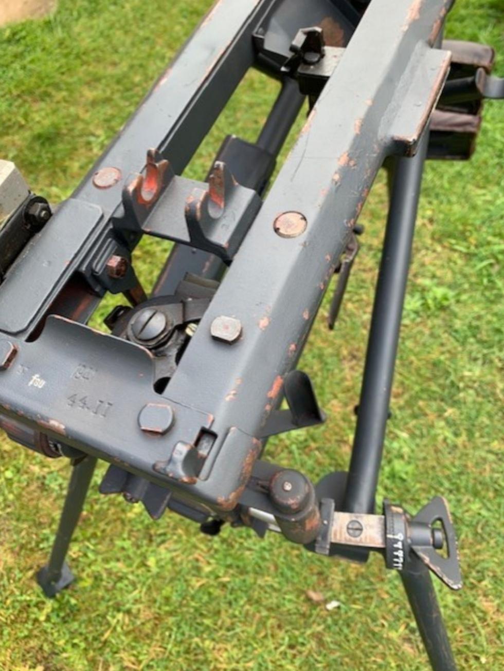 "Tripod "" lafette MG 34"" de 1941 20190840"