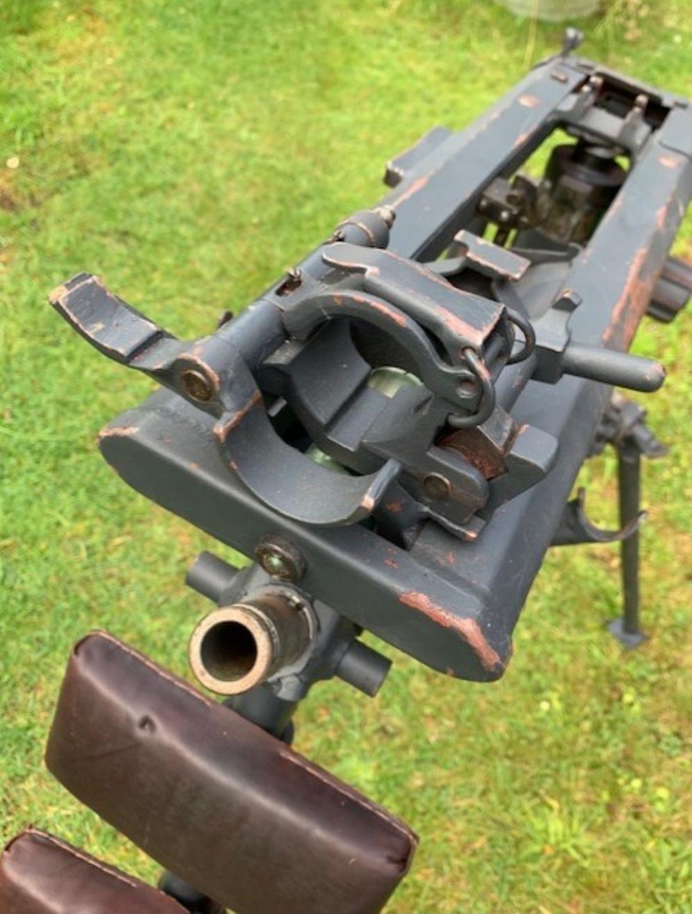 "Tripod "" lafette MG 34"" de 1941 20190842"