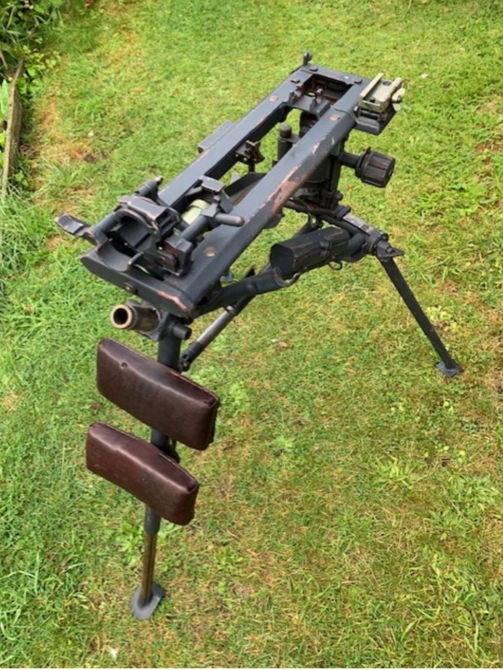 "Tripod "" lafette MG 34"" de 1941 20190843"
