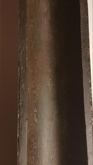 Petite trouvaille dans un lot d'accessoires d'armes ww2 ---G43  20200230